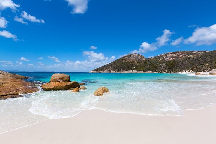 Little Beach in Albany, Western Australia