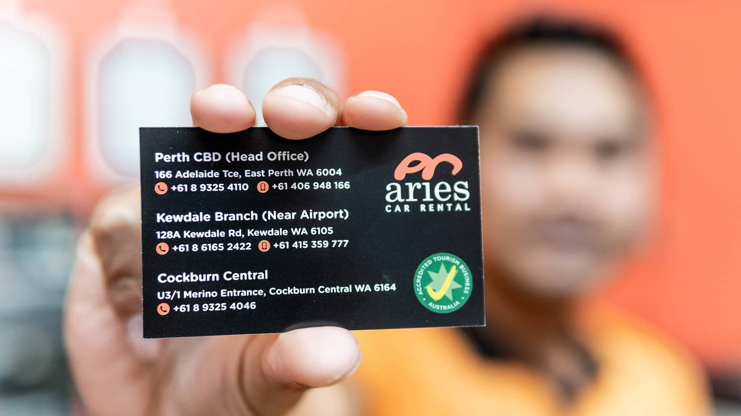 Aries contact details