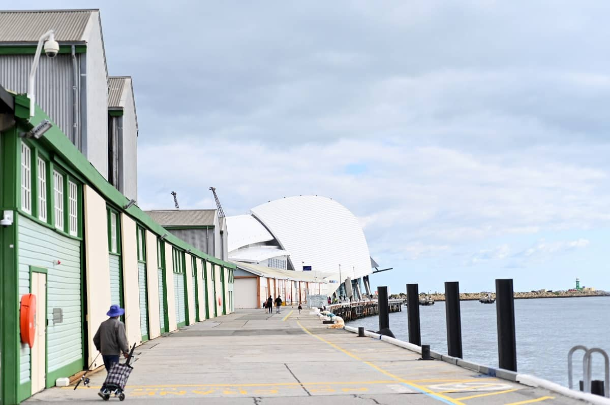 The Maritime Museum in Fremantle