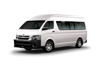 Toyota Commuter Bus 12 Seater