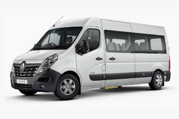 Renault Master Bus 12 Seater