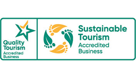 Sustainable Tourism Green Yellow