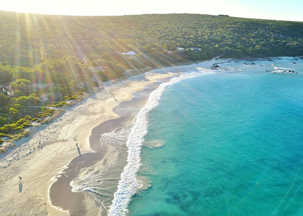 beaches and coastline WA